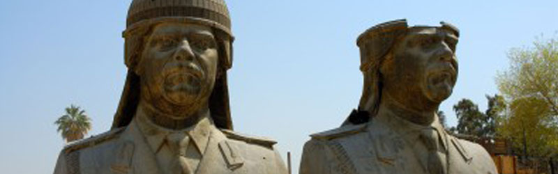 Bagdad Hauptstadt von Irak