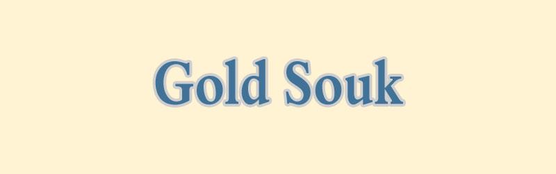 Gold Souk Deira in Dubai